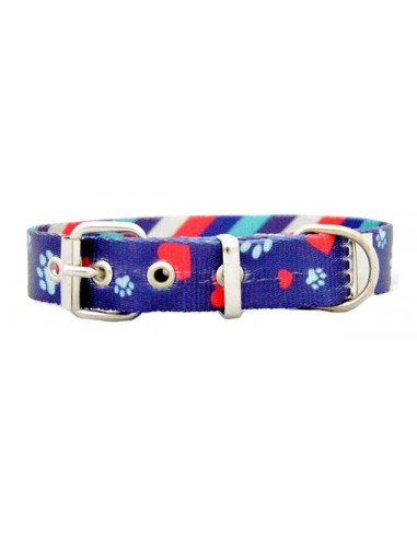 Collar Perro  Heart 2 cm