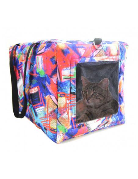Bolso Perro Gato Transportador Impermeable