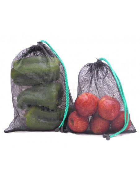 Bolsa Red Ecologica reutilizable 34x27cm 5 Unidades
