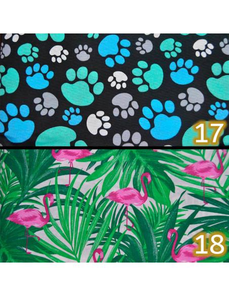Camita para Perro Gato Moises Cuadrado 17-18