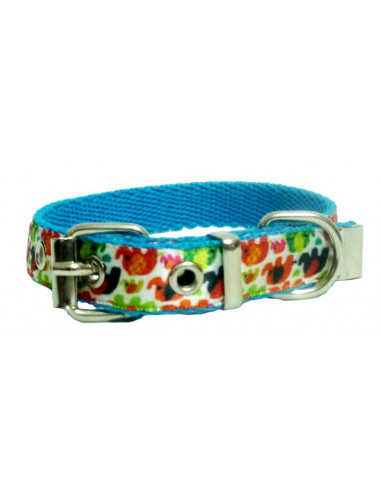 Collar Perro Elefante 1,5 cm