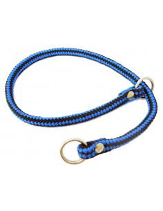 Collar Perro Alpino 1,5 cm Azul