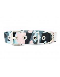 Collar Perro Camuflado 2 cm