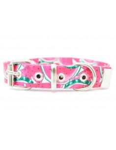 Collar Perro Sandia 2 cm