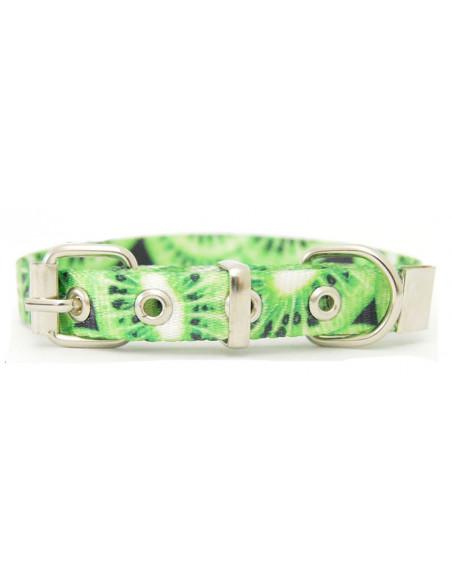 Collar Perro Kiwi 2 cm