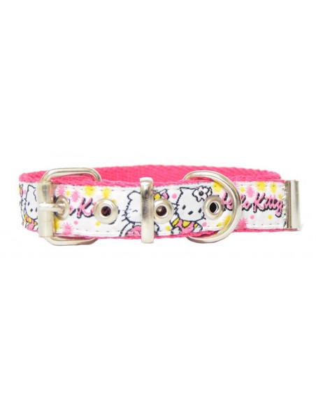 Collar Perro HelloKitty 2 cm