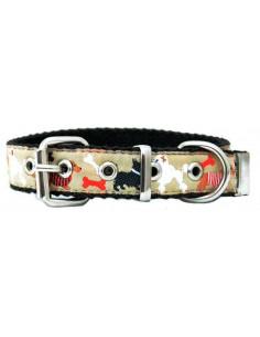 Collar Perro Raza 2 cm