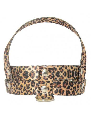 Pretal Perro Leopardo 2,5 cm