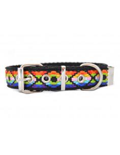 Collar Perro Cebra 2,5 cm
