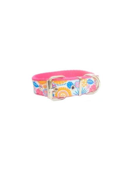Collar Perro SunFlower 2,5 cm