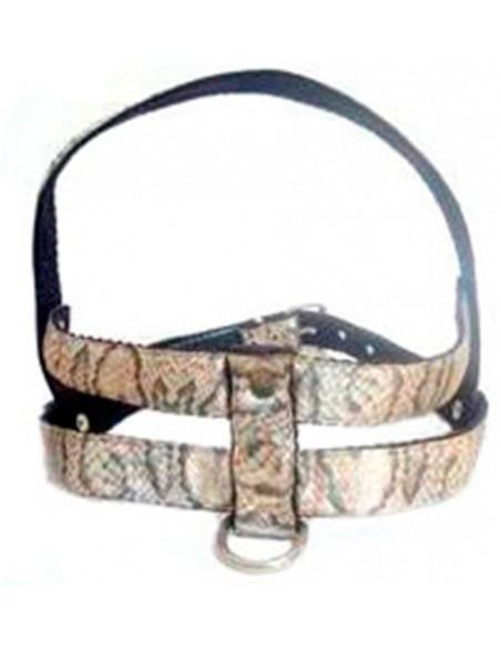 Pretal Perro Serpiente 2,5 cm