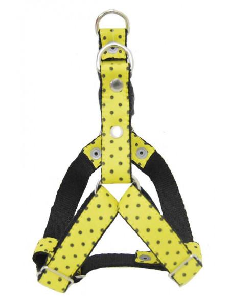 Arnes Perro LunarPre 2,5 cm Amarillo
