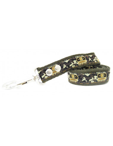Collar Perro Army 2,5 cm