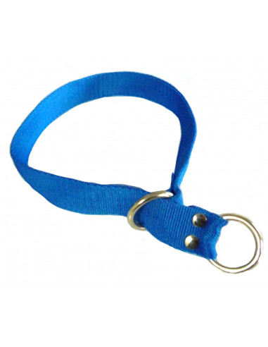 Collar Ahorque Azul