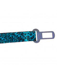 Cinto Seguridad Auto Perro Leo Azul
