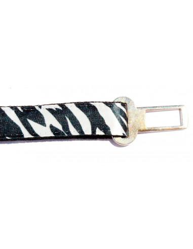 Cinturon Seguridad Cebra