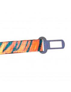 Cinto Seguridad Auto Perro Tigre